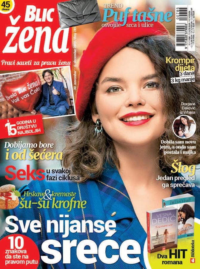 """U rođendanskom broju """"Blic žene"""" od subote 30. novembra SJAJNI POKLONI"""