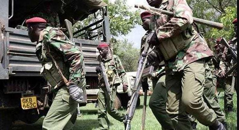 GSU officer arrested over kidnapping of a Safaricom employee