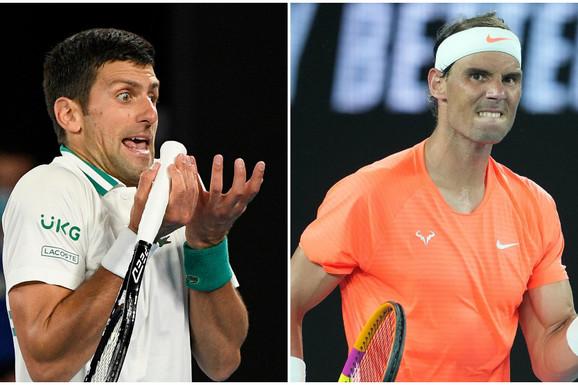 BRUKA I SRAMOTA! Novak Đoković ne da nije među kandidatima za najboljeg sportistu sveta, već je odabran - Nadal?!