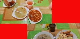 Szok! Obiadowa segregacja w szkole!