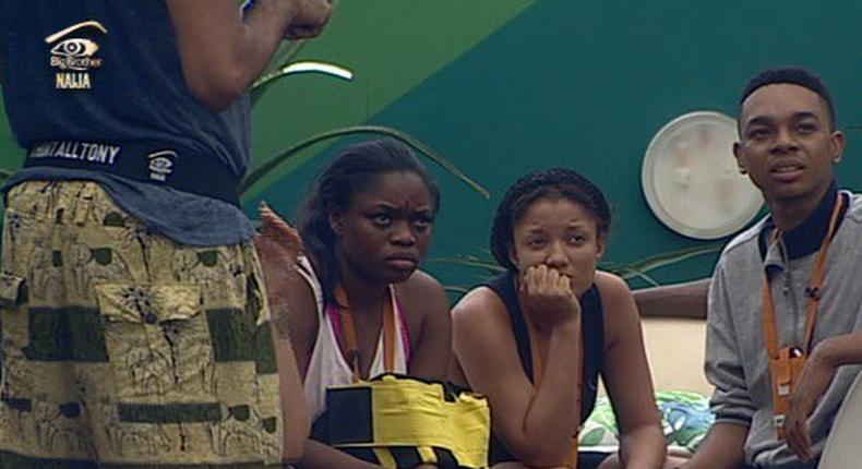 Big Brother Naija contestants in the house