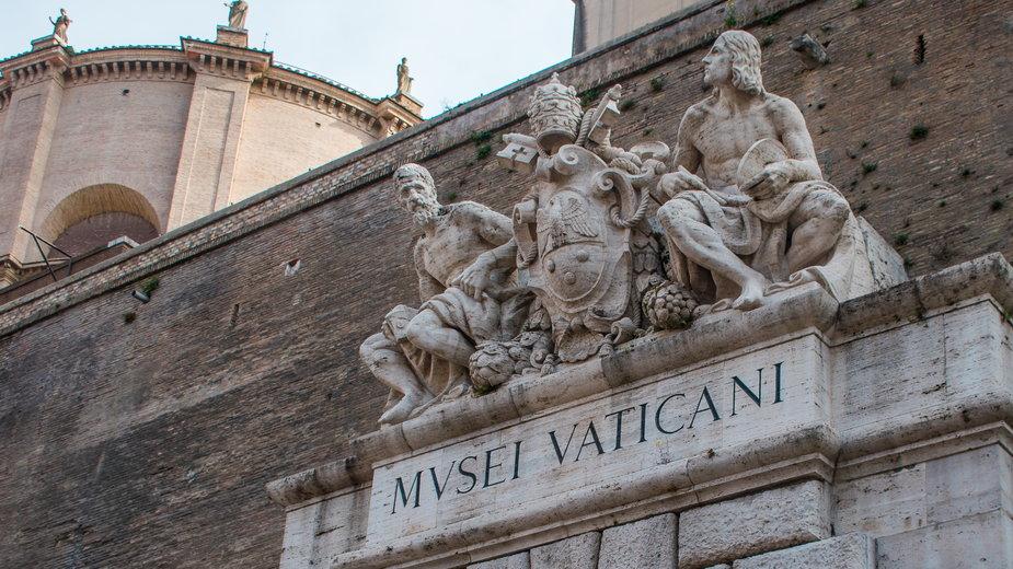 Watykańskie muzea zamknięte do 15 stycznia ze względu na pandemię