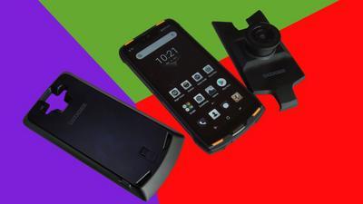 Doogee S90 im Test: modulares Outdoor-Smartphone