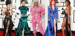Modowe koszmary z gali Grammy 2016