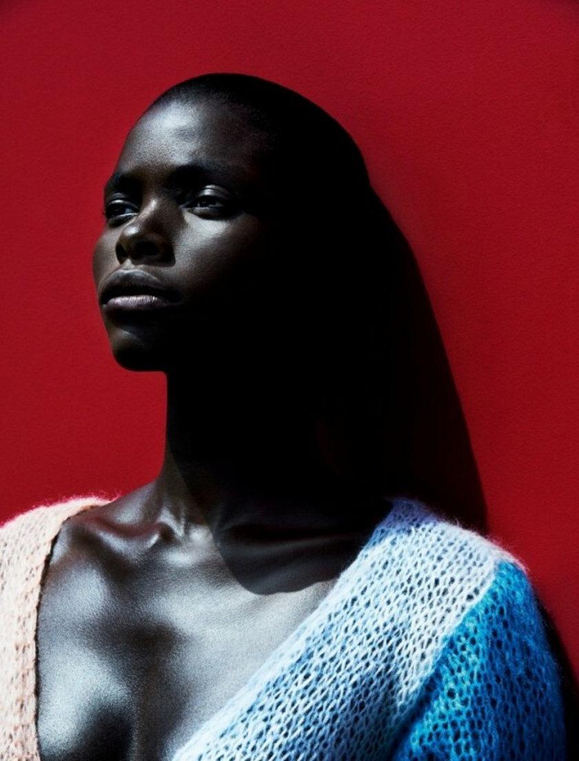 """Jeneil Williams w sesji dla """"Vogue Germany"""""""