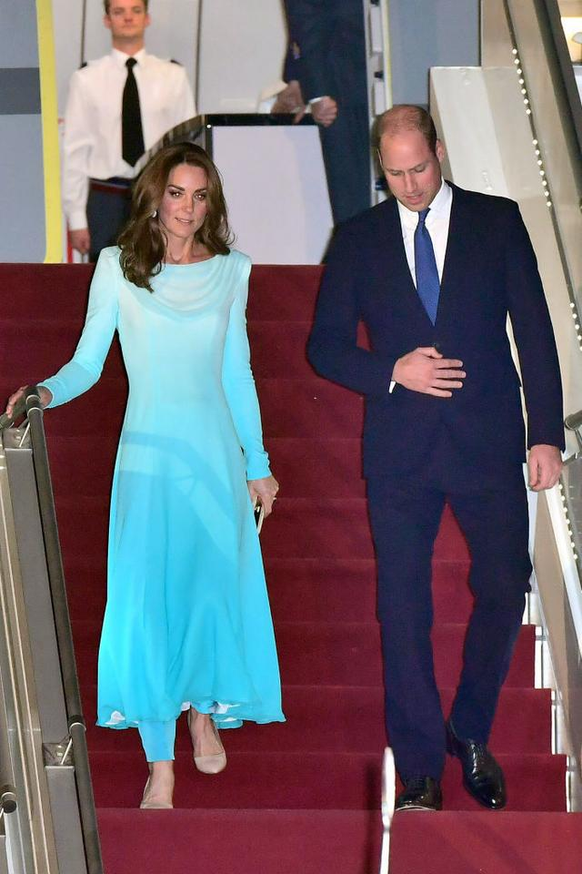 Książę William i Kate Middleton w Pakistanie