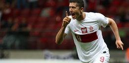 Lewandowski nie zagra z San Marino