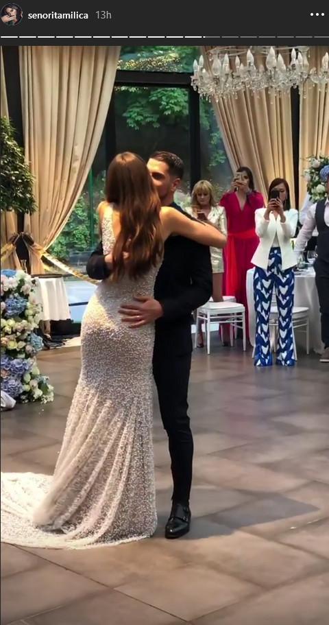 Udala se poznata srpska manekenka: Od luksuzne svadbe zastaje dah, a tek da vidite ko je pevao!