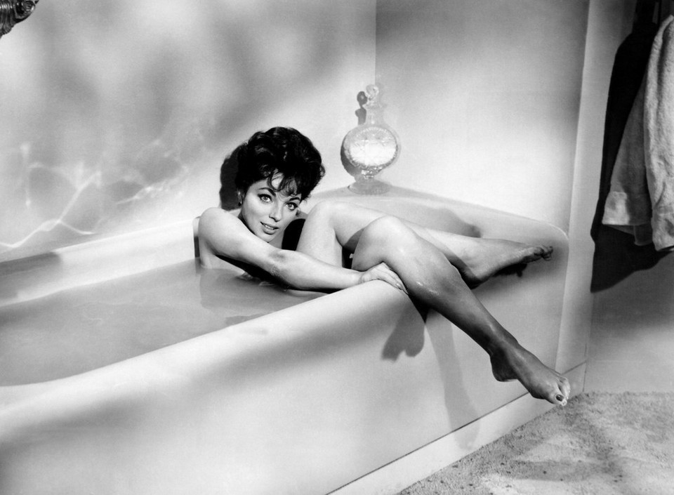 Joan Collins w 1959 roku