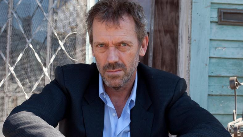 Hugh Laurie: Byłem aż tak zdesperowany