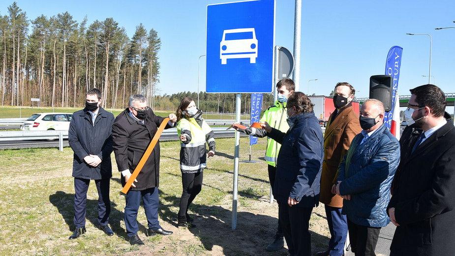 Kolejne 42 km drogi ekspresowej S3 dostępne dla kierowców