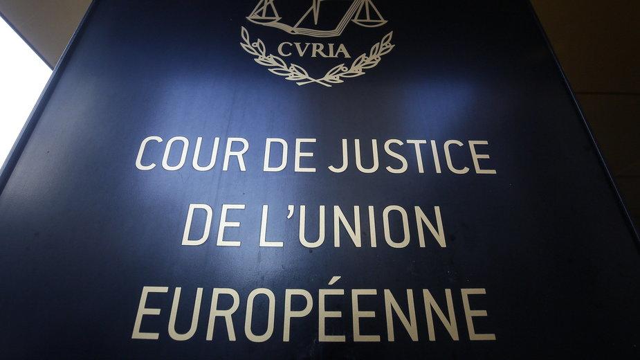 Siedziba Trybunału Sprawiedliwości UE