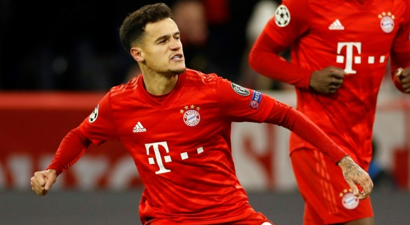 Spurs goal proves Coutinho settling at Bayern - Flick