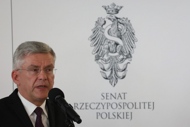 Karczewski o referendum 11 listopada: Dobry termin, ale nie najlepszy