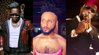 Anti-LGBT+ Bill: 'F**k Shatta Wale, Sarkodie; they are cowards' - Wanlov blasts celebrities