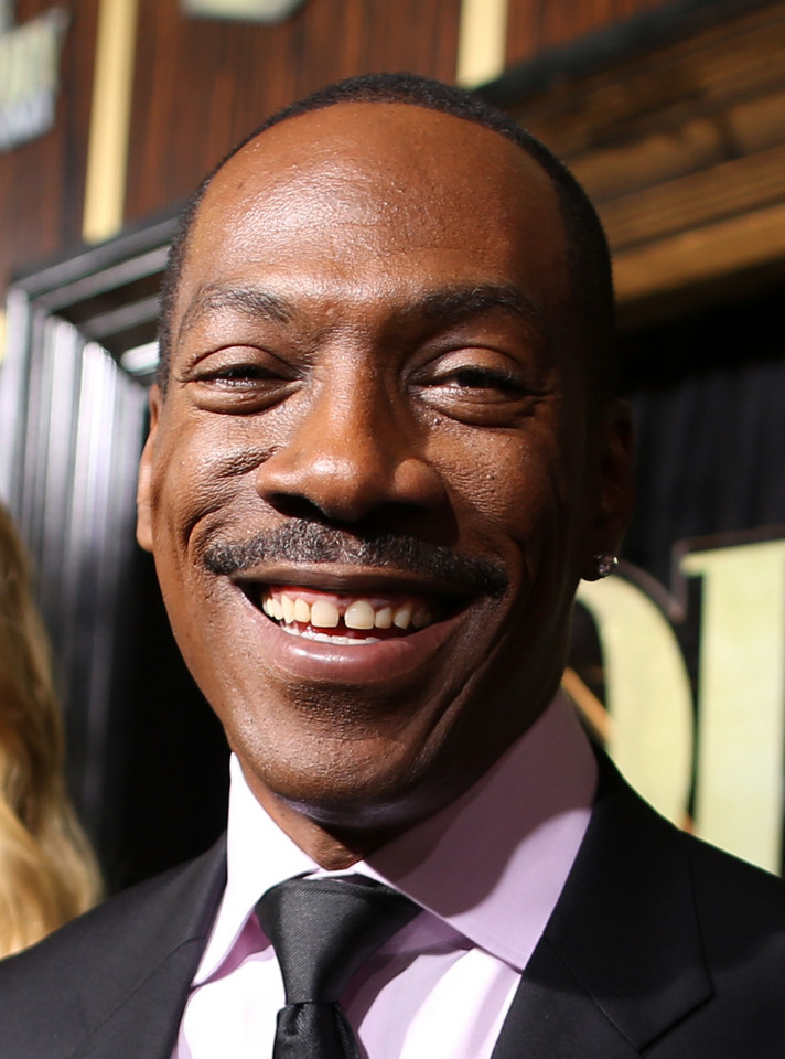 5. Eddie Murphy (fot. Getty Images)