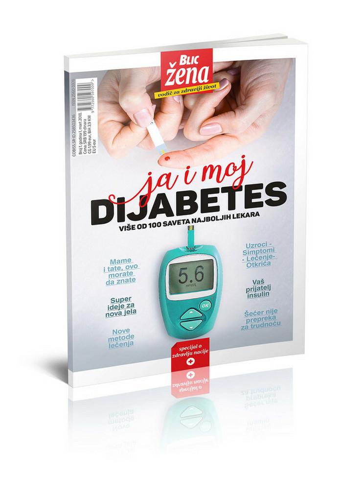 vodič za zadraviji život - ja i moj dijabete, serijal, blic premium