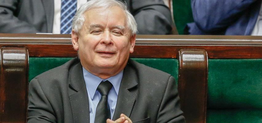 Nowy sondaż. Te liczby cieszą Kaczyńskiego?