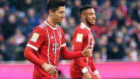 Bayern - Hoffenheim: bramka Roberta Lewandowskiego