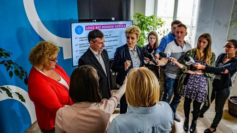 Prezydent Łodzi i nowy dyrektor MOPS chcą stopniowej likwidacji domów dziecka