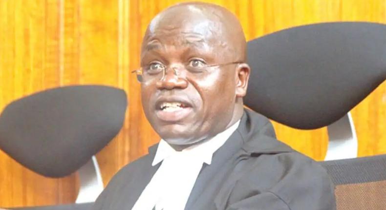 Justice Patrick Kiage