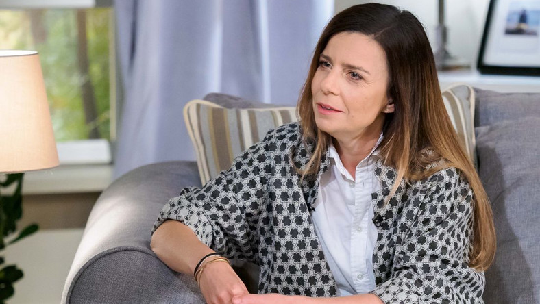"""Agata Kulesza w programie """"Demakijaż"""""""