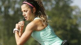 Zobacz, jak ćwiczy Anna Leandowska
