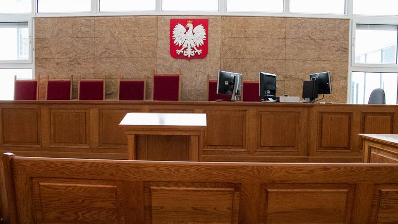 Sędziowie w Opolu na pół godziny przerwali pracę