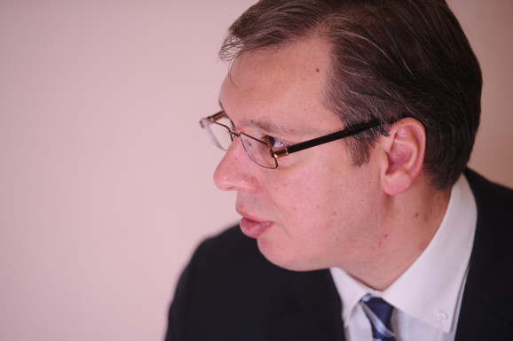 Vučić: Politika nije isto što i matematika