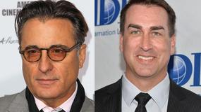 "Andy Garcia i Rob Riggle w komedii  ""Let's Be Cops"""