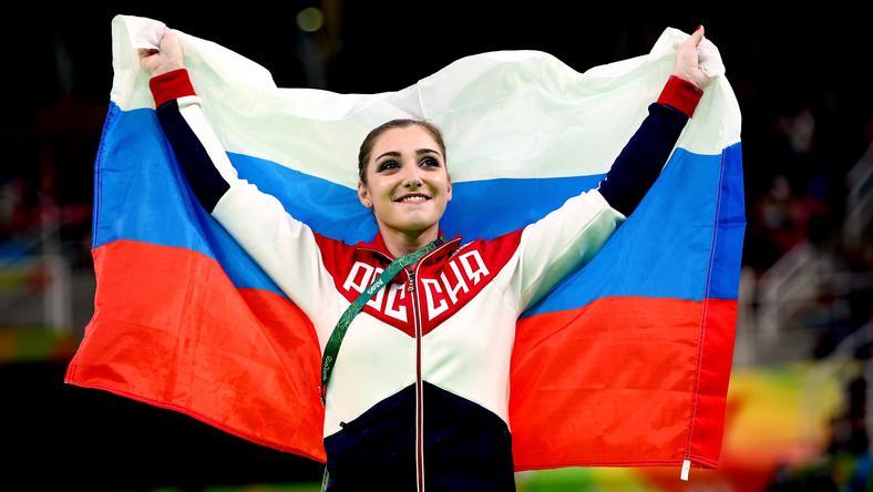 Alija Mustafina