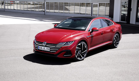 Volkswagen Arteon po liftingu i Shooting Brake – znamy ceny