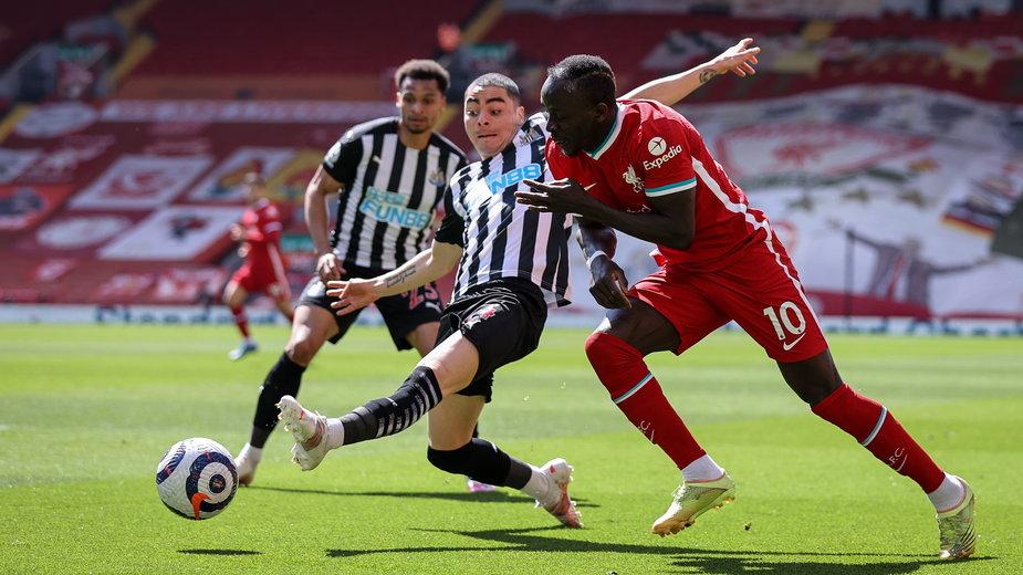 Liverpool FC - Newcastle United
