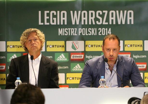 Władze Legii nadal walczą o to, by klub wystąpił w ostatniej rundzie kwalifikacyjnej do Ligi Mistrzów