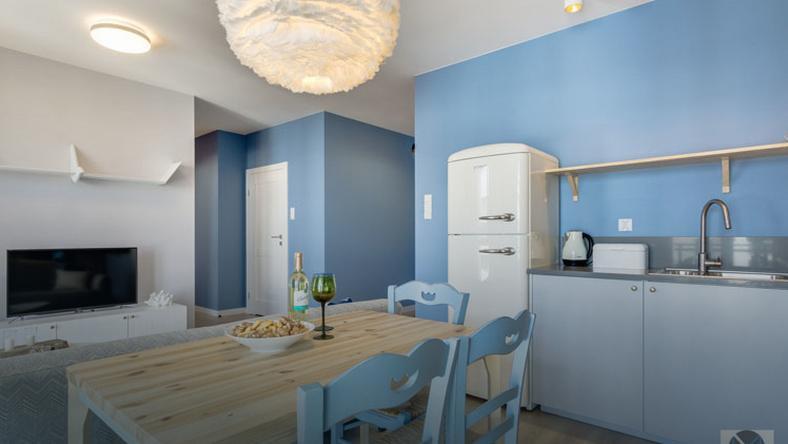 Jak Urządzić Salon Z Aneksem Kuchennym Dom