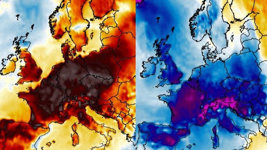 Do Europy przyjdzie fala zimnego arktycznego powietrza