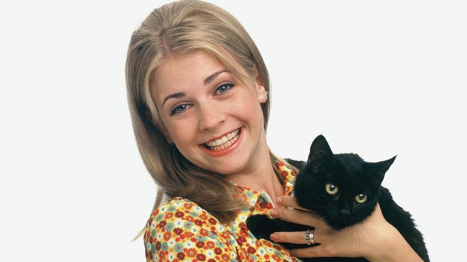 """Sabrina, nastoletnia czarownica"" - kadr z serialu"
