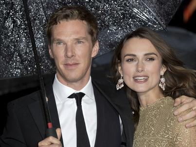 Benedict Cumberbatch i Keira Knightly