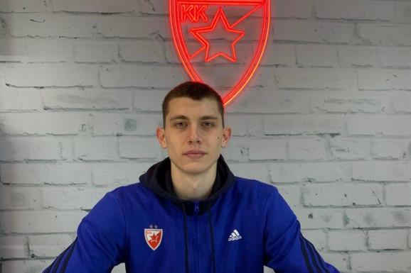 JOŠ JEDNA OPCIJA ZA RADONJIĆA Marko Gušić se izborio za šansu i postao deo prvog tima Crvene zvezde