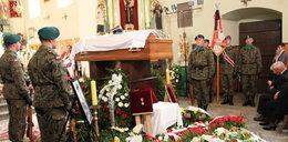 Pogrzeb ostatniego bohatera z Westerplatte