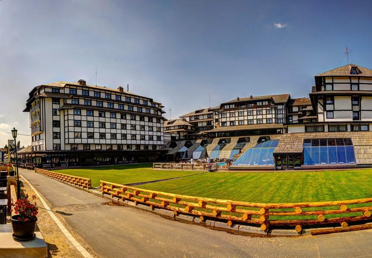 Hotel Grand na Kopaoniku