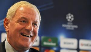 Former Rangers and Scotland manager Walter Smith died, aged 73, on Tuesday Creator: CRISTINA QUICLER
