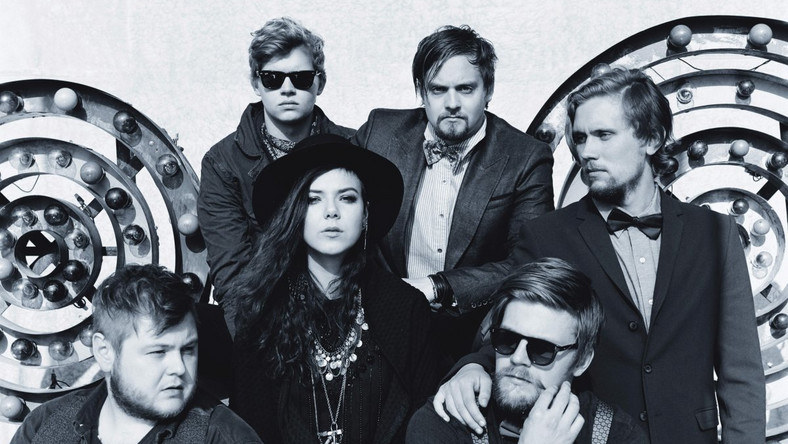 Of Monsters and Men grają pozytywny folk