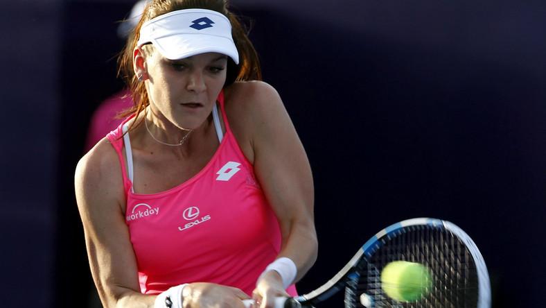 Piąta rakieta świata, mistrzyni WTA Finals 2015 bez problemów rozprawiła się z tenisistką zamykającą pierwszą dziesiątkę rankingu WTA.