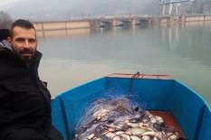 Radomir Đerić krađa ribe