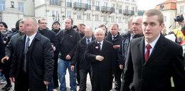 Oni chronią Jarosława Kaczyńskiego!