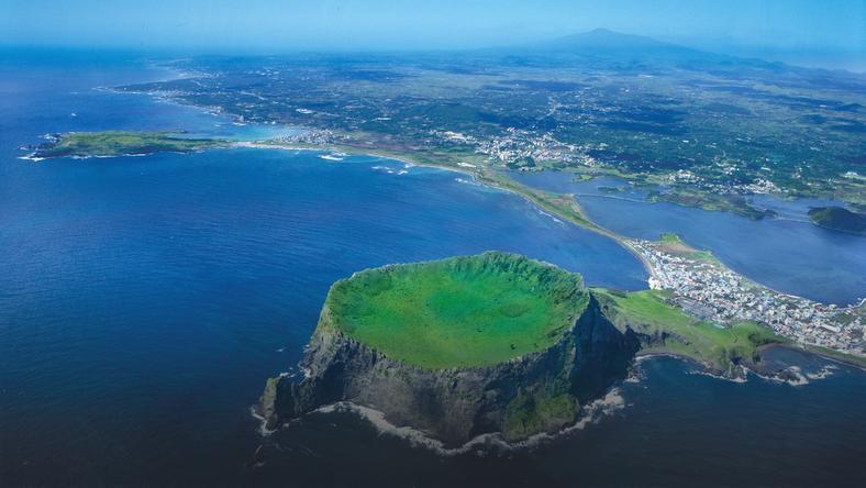 Wyspa Czedżu, Republika Korei