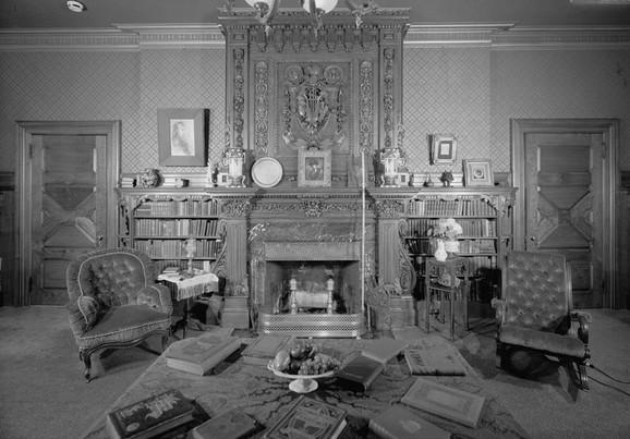 Kućna biblioteka Marka Tvena