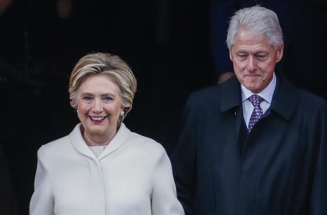 Hilari i Bil Klinton