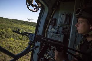 Żołnierze pod Donieckiem: Odzyskamy Ukrainę z powrotem